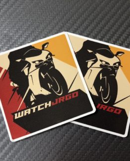 WatchJRGo-Sticker